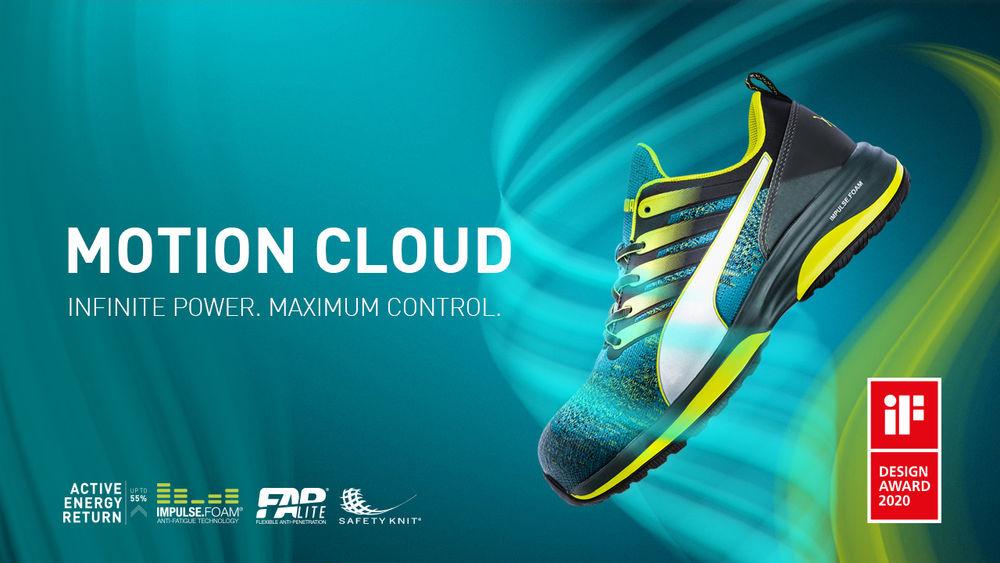 Puma Sicherheitsschuhe Motion Cloud